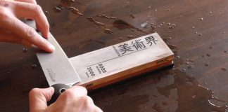The Benefits Of Sharpening Stones