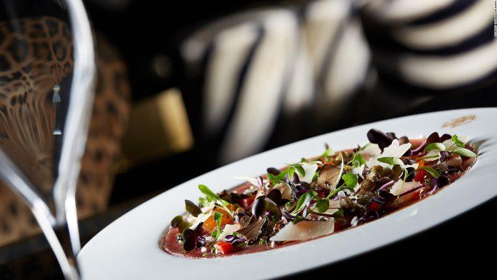 luxury dishes