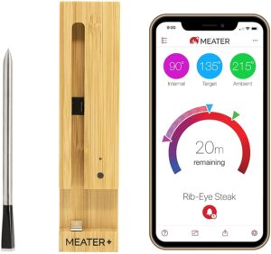 Meater Plus Smart Meat Thermometer